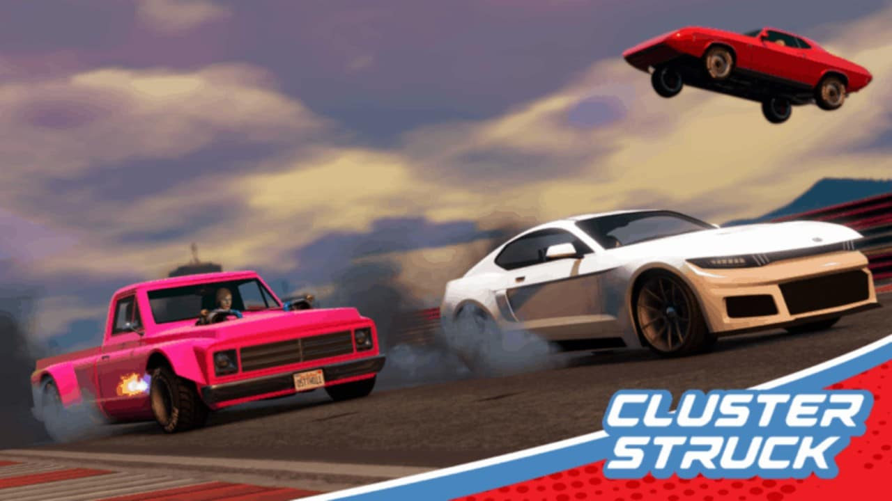 Cluster Struck - GTA Online