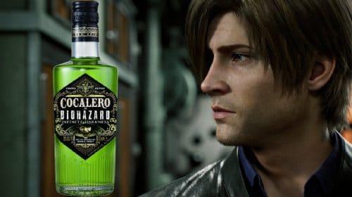 Com ingredientes brasileiros, bebida de Resident Evil: No Escuro Absoluto é lançada