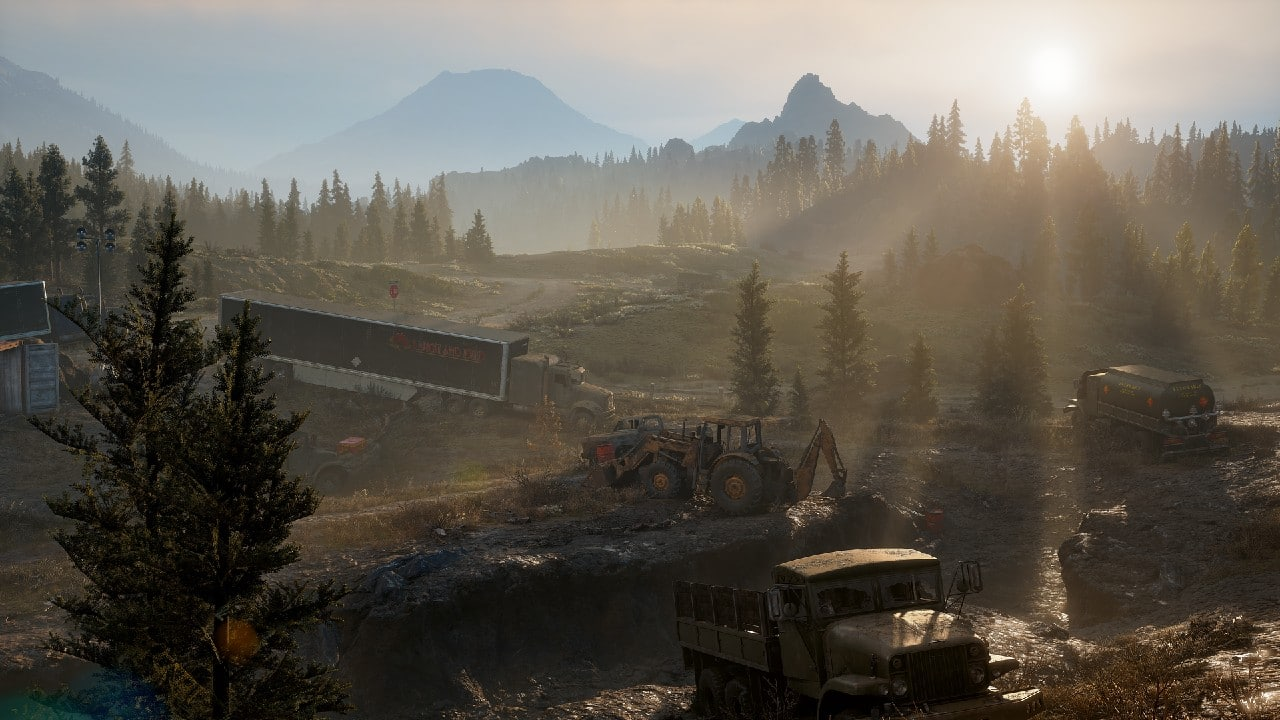 Days Gone PC - ambiente 2