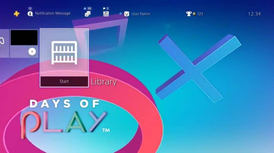 Jogadores batem meta do Days of Play e Sony disponibiliza tema de PS4 exclusivo