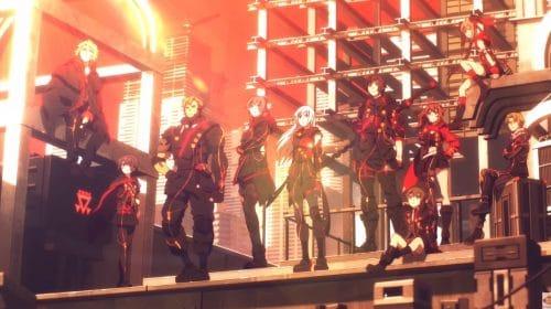 """Dream in Drive"", abertura de Scarlet Nexus, é divulgada pela Bandai Namco"