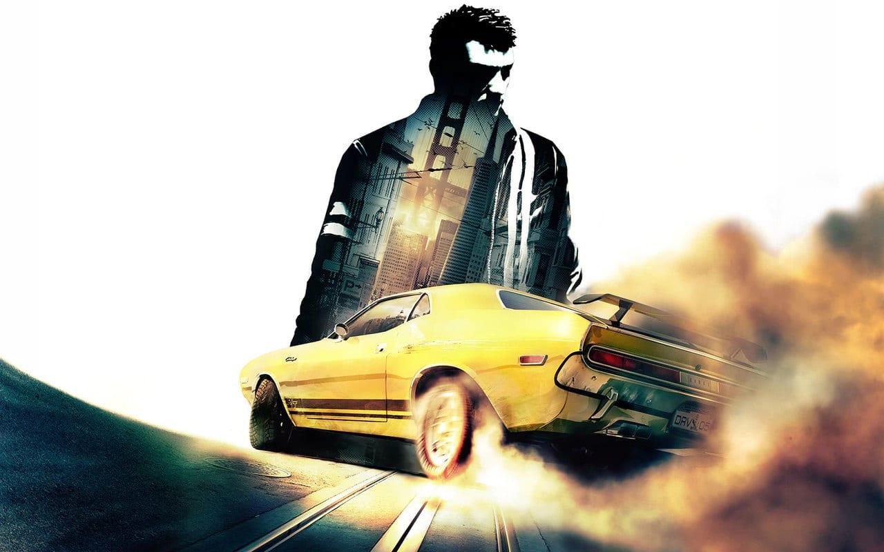 Imagem de capa do jogo Driver: San Francisco, em matéria sobre Watch Dogs