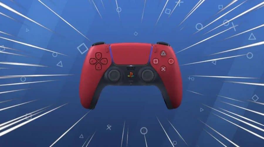 DualSense pode receber novos modelos e cores em breve, diz site