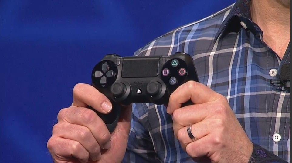 DualShock 4 do PlayStation 4