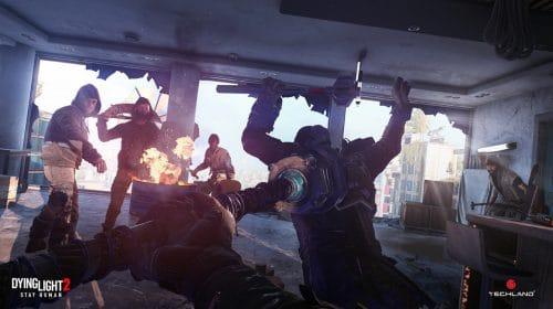 Dying Light 2: Stay Human entra em pré-venda na PlayStation Store