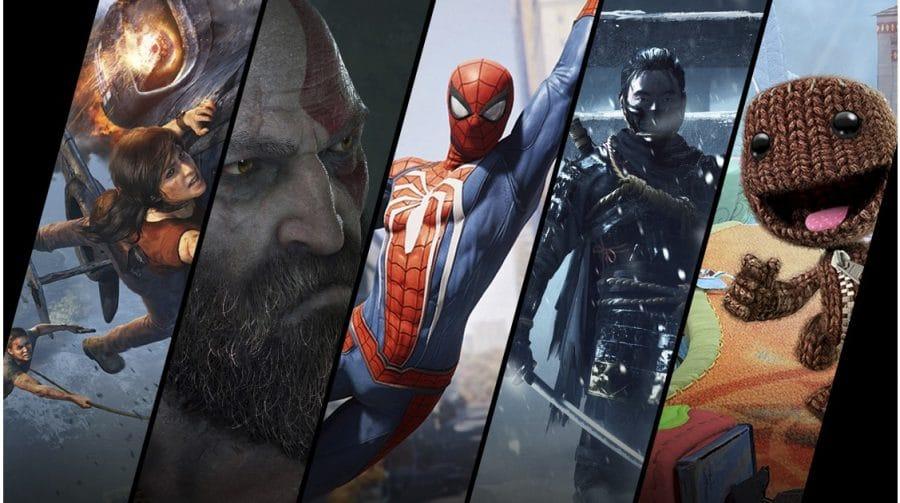 Sony aposta na força dos seus exclusivos para ampliar o crescimento da PlayStation