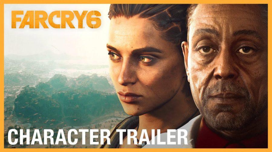 Trailer de Far Cry 6 introduz Dani Rojas, protagonista do game