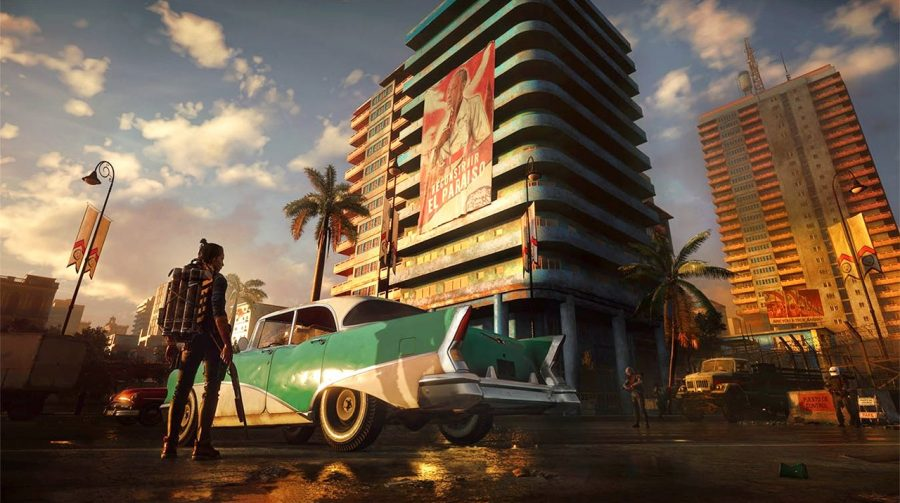 Ubisoft promete mostrar Far Cry 6 no PS4 antes do lançamento