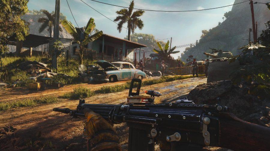 Far Cry 6: se tiver muita notoriedade, inimigos te reconhecerão
