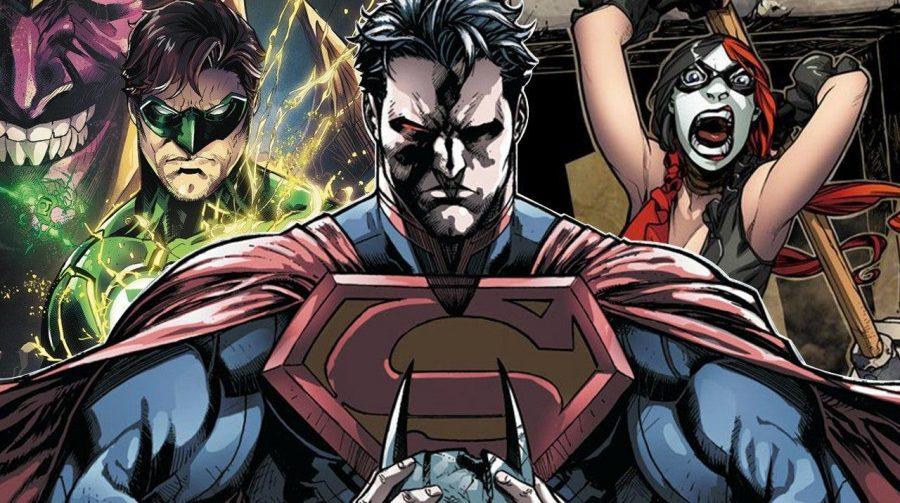 Filme de Injustice é confirmado pela Warner e pela DC Comics