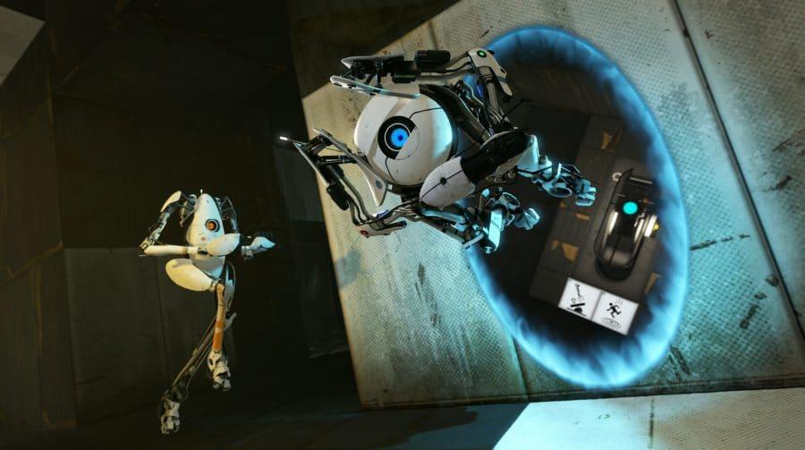 Filme de Portal segue em produção pela Warner, confirma JJ Abrams