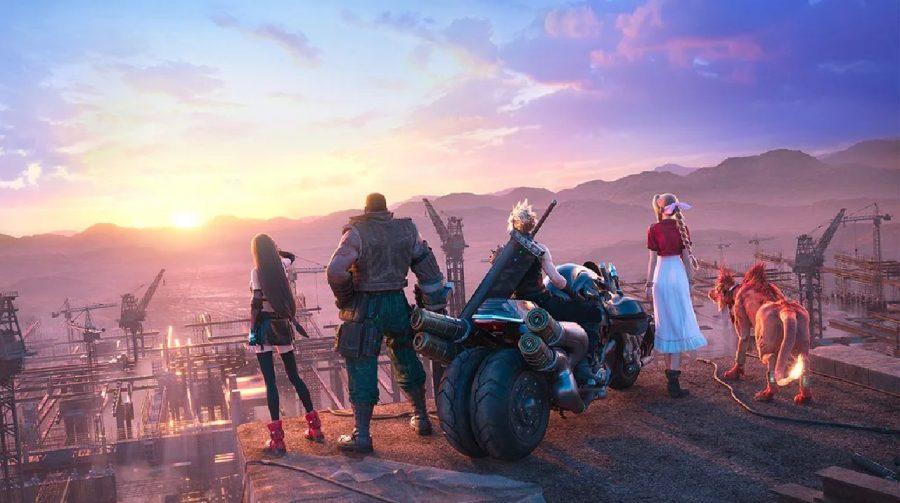 Square Enix divulga mais imagens de Final Fantasy VII Remake Intergrade