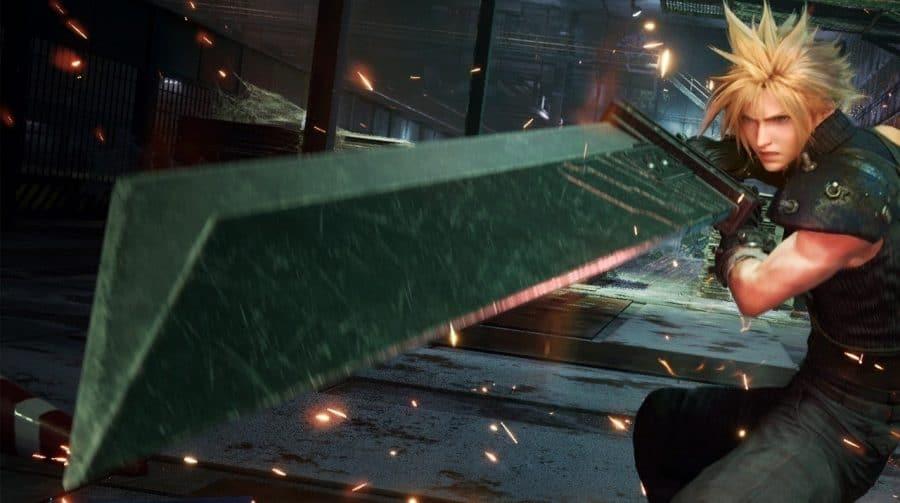 Final Fantasy VII Remake Intergrade é exclusivo temporário do PS5; produção da Parte 2 segue bem