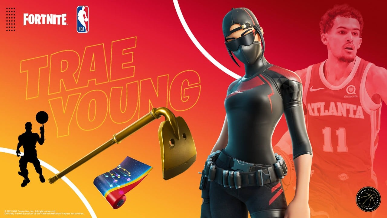 Fortnite - Trae Young