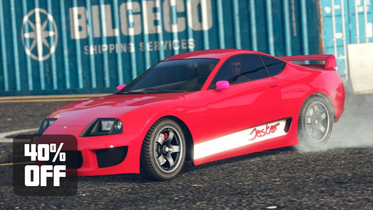 GTA Online - Carro 1