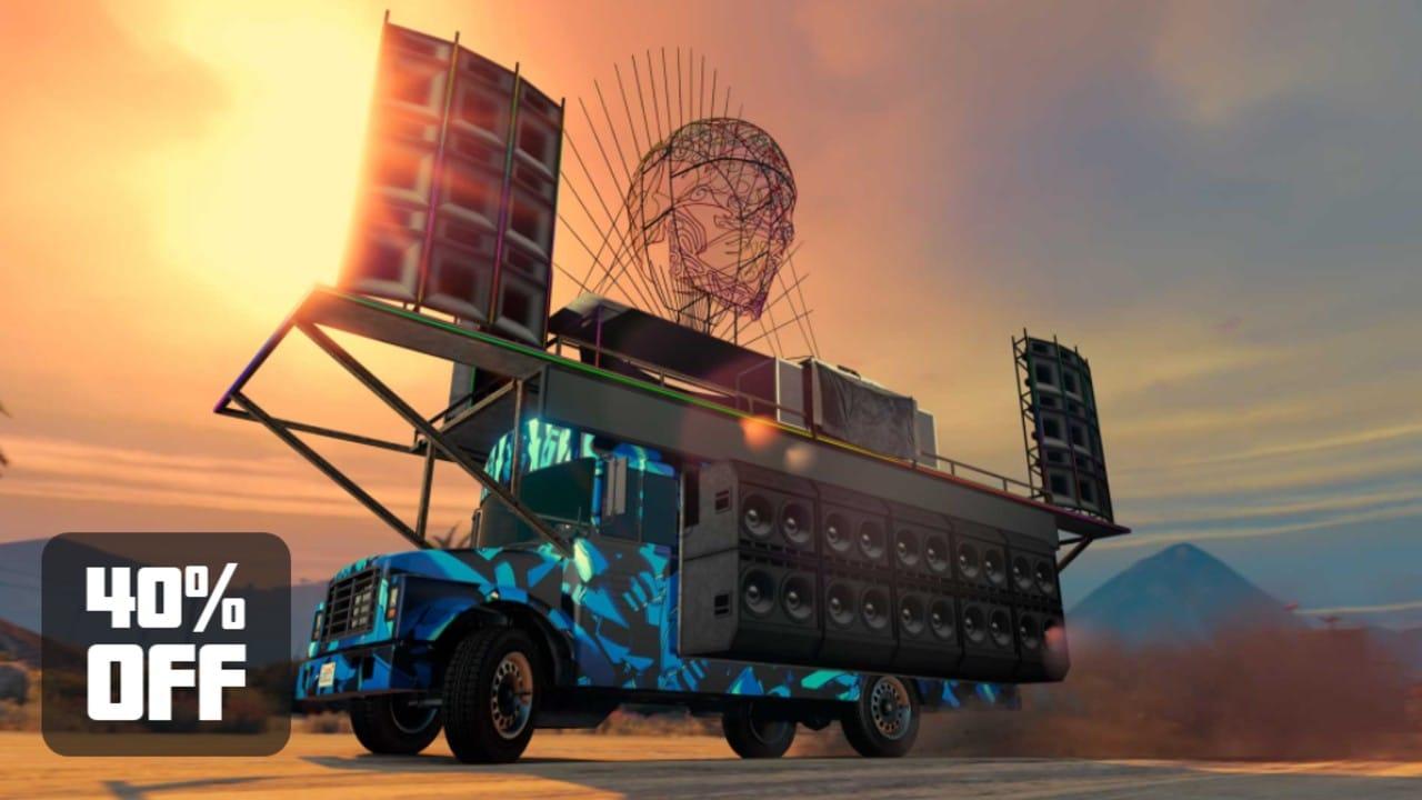 GTA Online - Desconto Carro 2