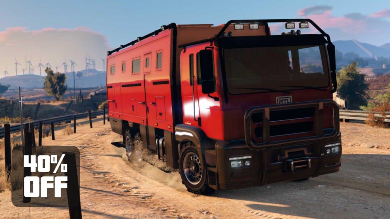 GTA Online - Desconto Carro 6 (1)