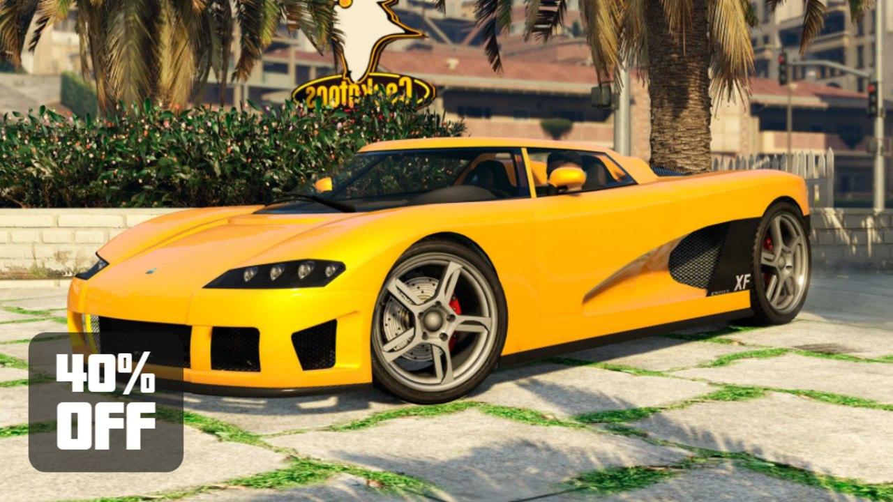 GTA Online - Desconto Carro 6