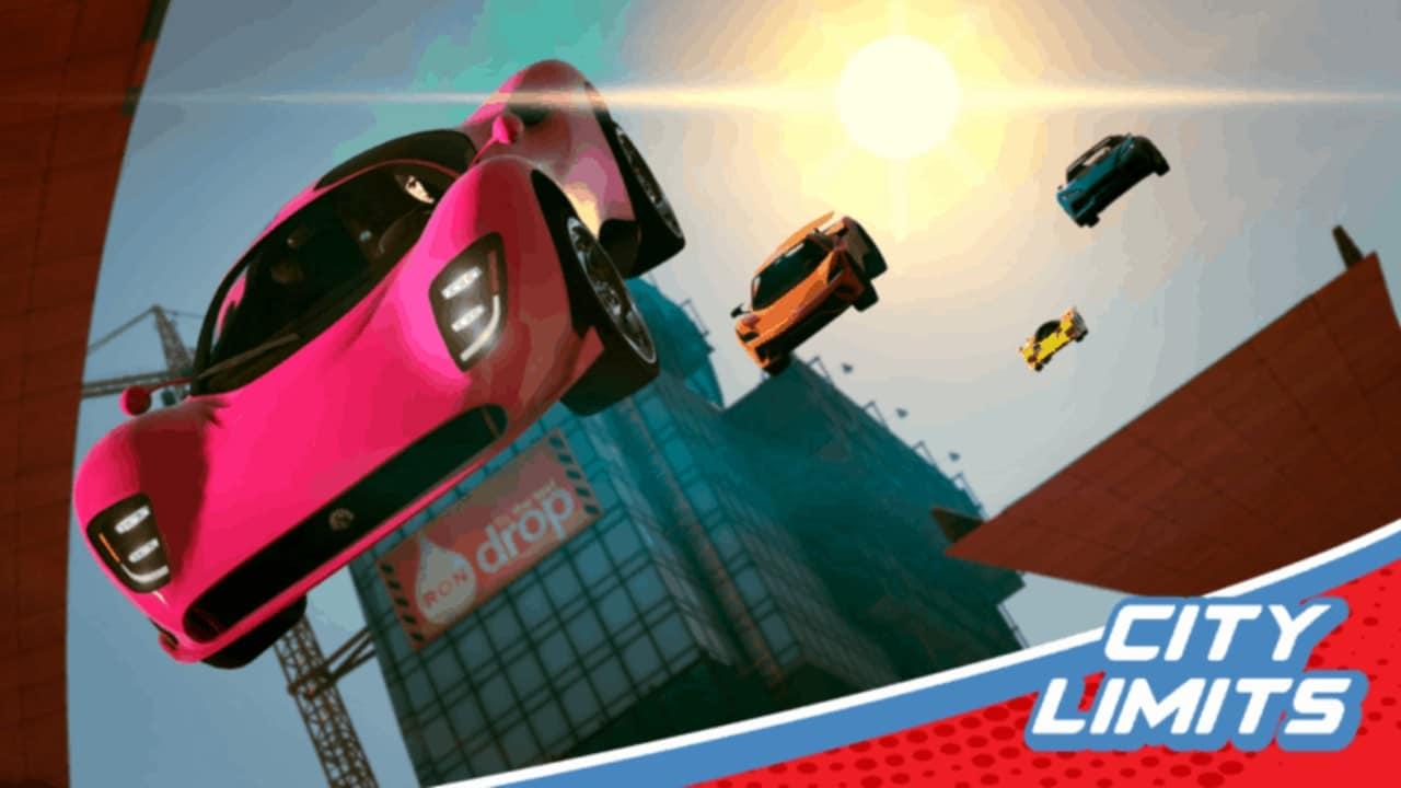 GTA Online - Limites da Cidade