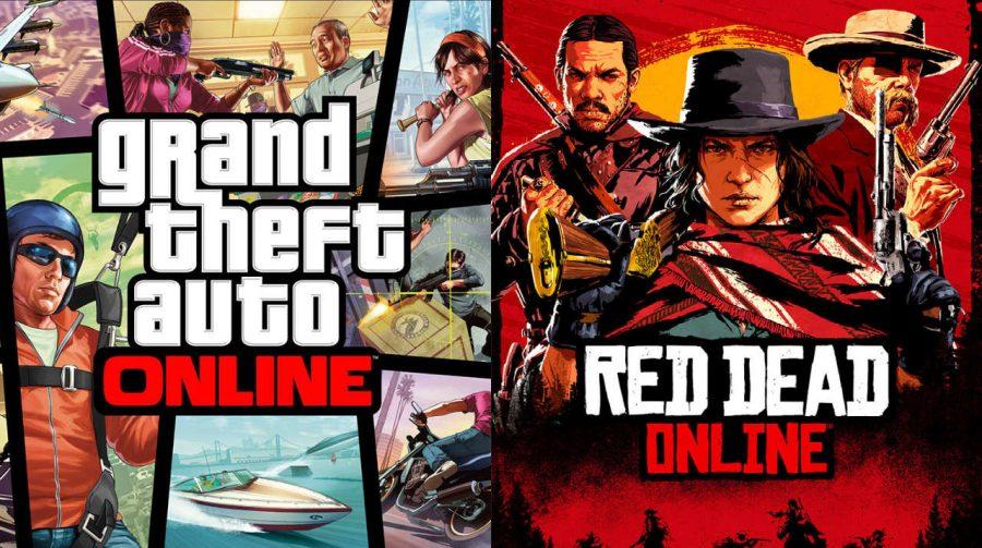 GTA Online e Red Dead Online ganharão novos conteúdos em maio e no futuro