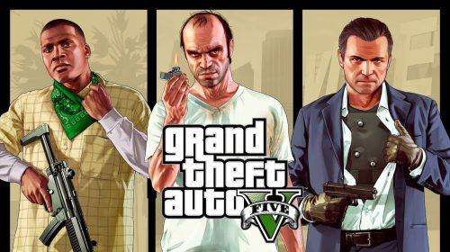 GTA V e GTA Online chegam ao PlayStation 5 em novembro