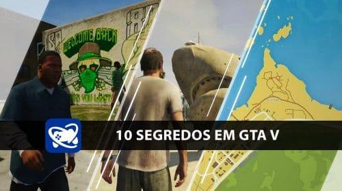 10 segredos em GTA V que você pode ter perdido (Parte 2)