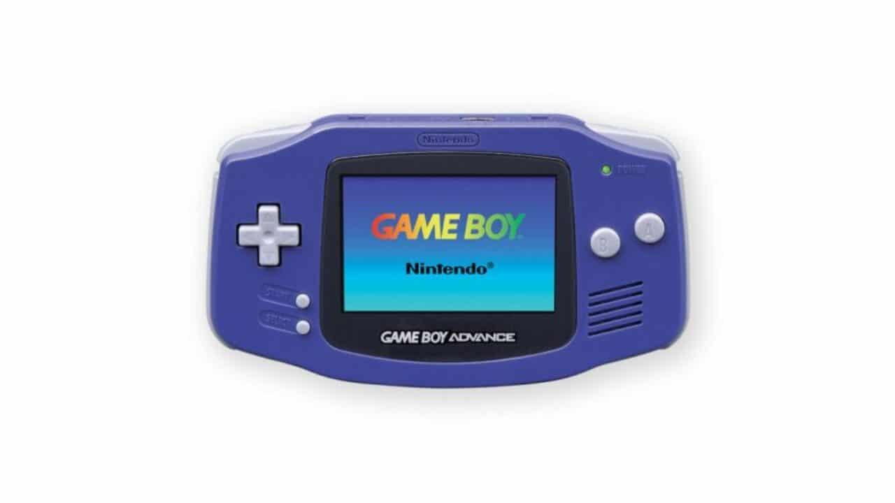 Imagem do game Boy Advance no top 10 de videogames mais vendidos da história