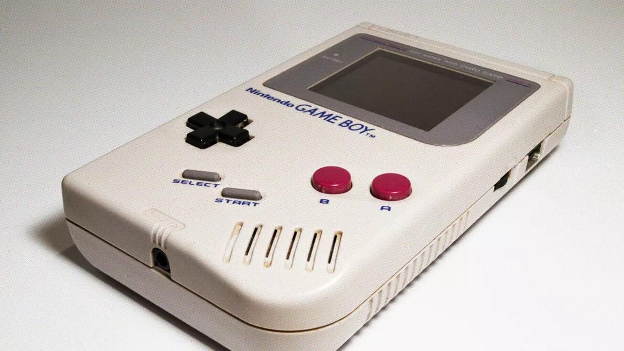 Imagem do Game Boy no top 10 de videogames mais vendidos da história