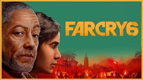 Ubisoft confirma upgrade gratuito de Far Cry 6 do PS4 para o PS5