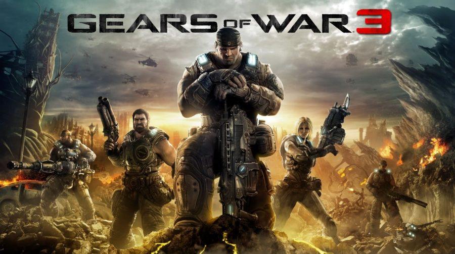 Protótipo de Gears of War 3 para PlayStation 3 aparece na internet para download