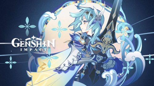Genshin Impact: trailer destaca a história da nova personagem Eula