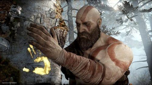 Novo God of War sairá para PS4 e PS5, mas foi adiado para 2022