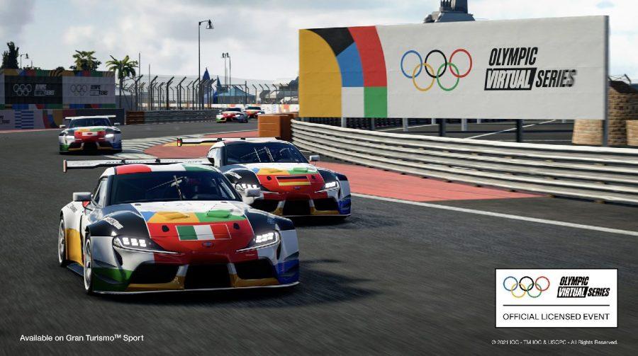 Você pode disputar as Olímpiadas: Gran Turismo Sport abre qualificatórias