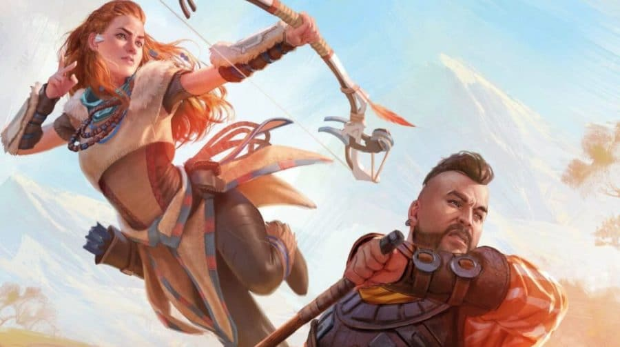 HQ de Horizon Zero Dawn terá nova edição contando histórias inéditas