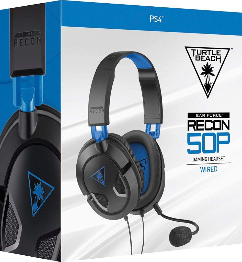 headset Turtle Beach Recon 50P