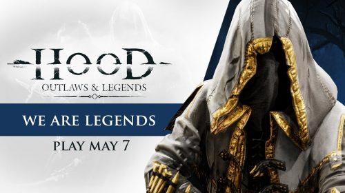 Combates brutais são destaque em novo trailer de Hood: Outlaws & Legends