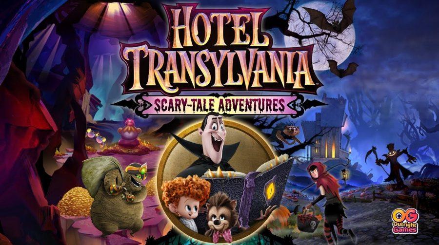 Hotel Transylvania: Scary-Tale Adventures é anunciado para PlayStation 4