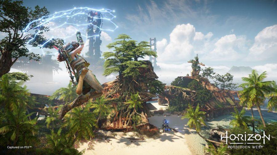 Veja belas imagens de Horizon Forbidden West no PS5