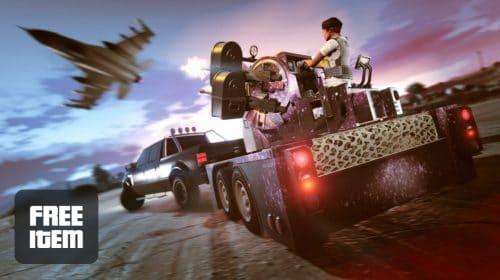 Rockstar oferece dois itens gratuitos para os jogadores de GTA Online
