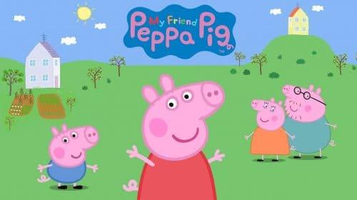 Jogo da Peppa Pig é anunciado para PlayStation 4 com lançamento para outubro