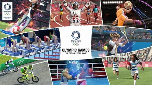 Jogo das Olimpíadas de Tóquio chega ao Ocidente no final de junho