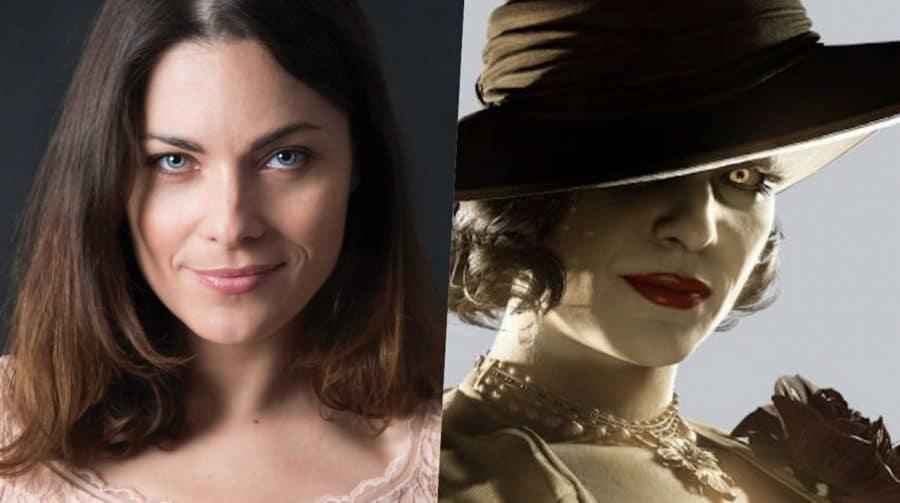 Helena Mankowska, atriz de Lady Dimitrescu, faz cosplay sensacional da duquesa