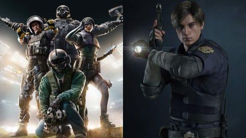 Rainbow Six Siege: skin de Leon, de Resident Evil, aparece na Internet
