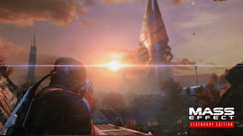 Patch Day One de Mass Effect Legendary Edition será enorme