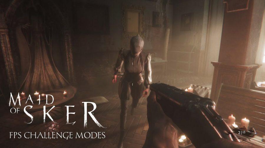 Com quatro novos modos de jogo, Maid of Sker chega ao PS5 no final de maio