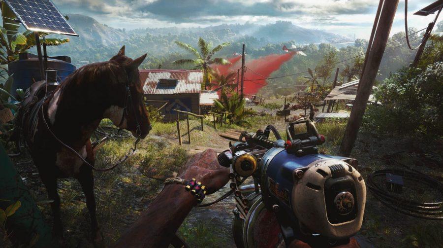 Imagem do mapa de Far Cry 6 mostra que a ilha de Yara será grande e diversa
