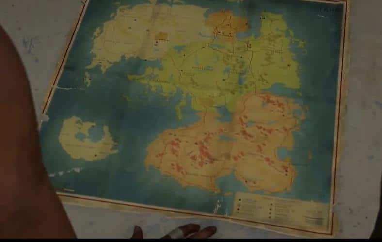 Imagem do mapa de Far Cry 6