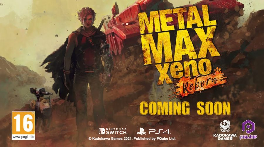 Metal Max Xeno: Reborn será lançado no Ocidente em 2022