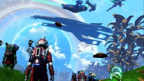 No Man's Sky: evento garante nave de Mass Effect para quem completar expedições