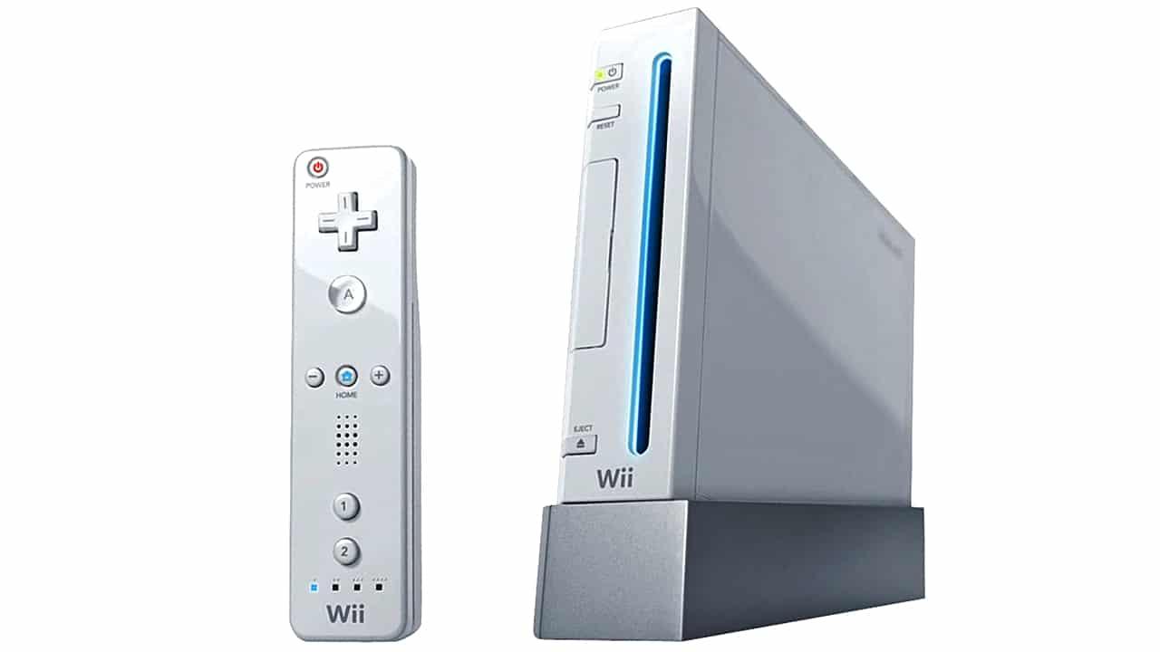 Imagem do Nintendo Wii no top 10 de videogames mais vendidos da história